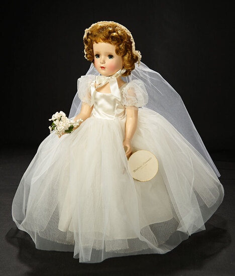 """Wendy as """"Charming Bride Looking So Young"""", 1953 1100/1300"""