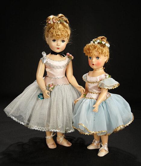 Nina Ballerina in Pale Rose and Silver Tutu, 1949 500/700