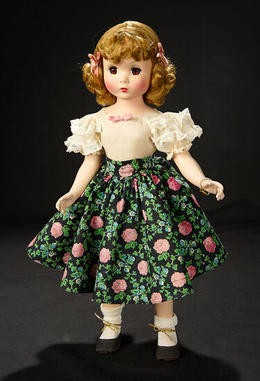 """Maggie Walker, """"the Teen-Age Doll That Has Everything"""", 1952 500/700"""