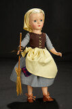 Poor Cinderella with Broom, 1950 400/600