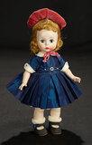 Wendy-Kins in Companion Navy Blue Dress, 1954 400/500