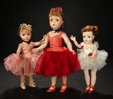 Petite Margot Ballerina in Coral Tutu, 1951 400/500