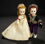 Pair, Wendy-Kins as Romeo and Juliet, 1955 500/700