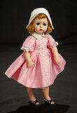 Lissy in Pink Cotton Sateen Dress, 1957 400/500