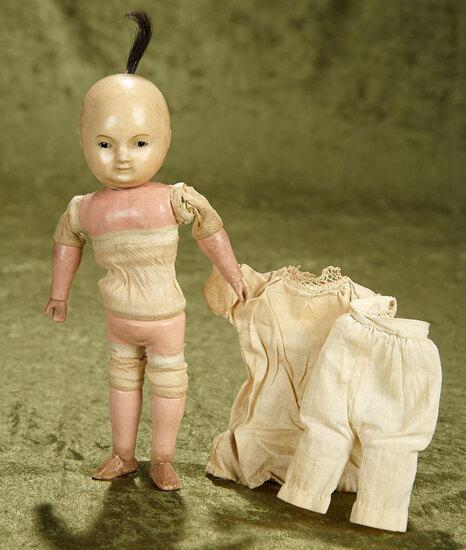 "8 1/2"" Sonneberg taufling baby with rare original body. $500/600"