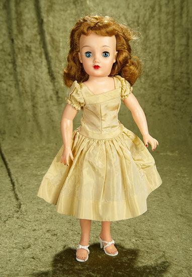 "12""  Vintage vinyl Miss Revlon in excellent condition with original dress, underwear and shoes."