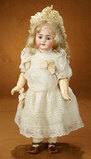 Especially Lovely German Bisque Child, Model 719, by Simon and Halbig 1100/1600