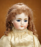 Early German Bisque Doll, Model 905, by Simon and Halbig 1100/1300