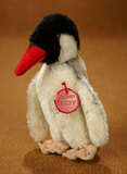 German Mohair Tricky Penguin by Schuco with Original Label 300/400