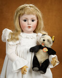 German Bisque Child Doll, 1279, by Simon & Halbig 800/1100