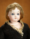 French Bisque Poupee by Emile Jumeau with Signed Body and Splendid Eyes 1400/1800