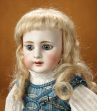 Rare German Bisque Child, Model 919, by Simon and Halbig 1600/2200