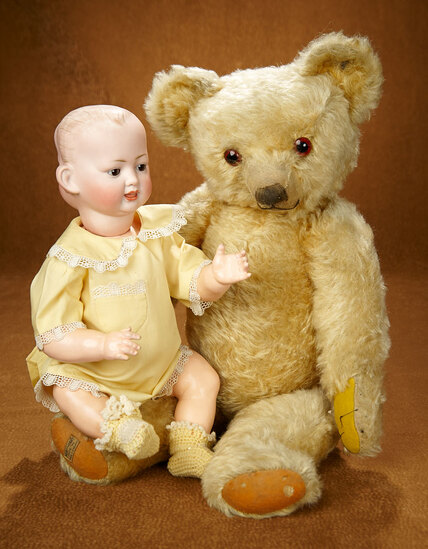 English Mohair Teddy Bear by Merrythought 400/500
