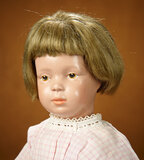 American Wooden Character Doll by Schoenhut 500/700