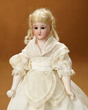German Bisque Lady Doll, 1160, by Simon and Halbig 300/400