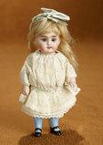 German All-Bisque Miniature Doll, Model 150, by Kestner 300/400