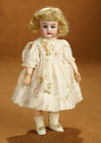 Petite German Bisque Child Doll by Handwerck 200/300