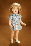 American Composition Shirley Temple with Flirty Eyes by Ideal 300/400