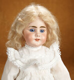 Early German Bisque Child Doll, 949, by Simon and Halbig 1100/1300