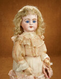 German Bisque Child Doll, Rare Model 719, by Simon and Halbig 300/400