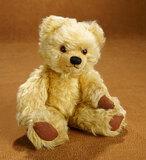 English Curly Mohair Teddy Bear by Farnell 300/500
