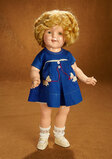 American Composition Shirley Temple by Ideal in Costume from