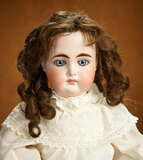German Bisque Closed Mouth Child, 192, by Kammer and Reinhardt 800/1200
