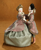 French Musical Mechanical Waltzing Couple by Vichy 3500/4800