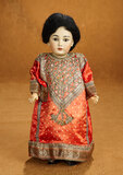 German Bisque Asian Child, 1329, by Simon and Halbig 800/1000
