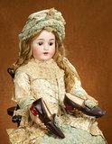 German Bisque Doll by Alt, Beck and Gottschalk with Provenance 1100/1500