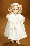 Rare German Double-Face Doll by Simon and Halbig 1200/1800