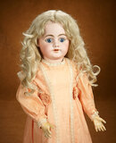 German Bisque Child Doll, 1009, by Simon and Halbig 400/500