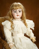 Grand German Bisque Child, 1079, Size 17, by Simon and Halbig 1100/1300