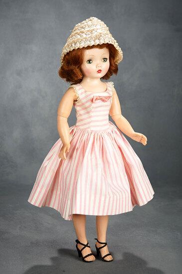 Cissy in Wide Stripes Dress, 1955 300/400