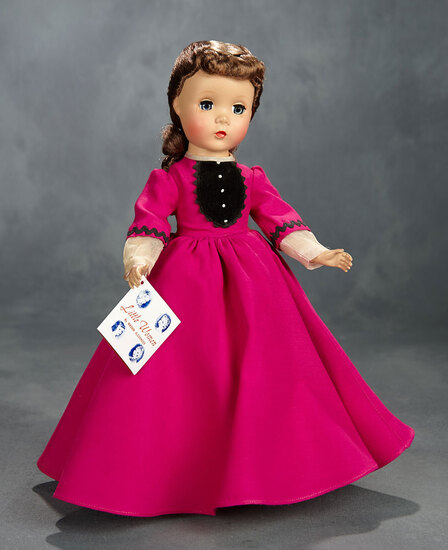"""Jo"" from Little Women Series, 1951, with Gold Metal Award in Original Box 400/600"