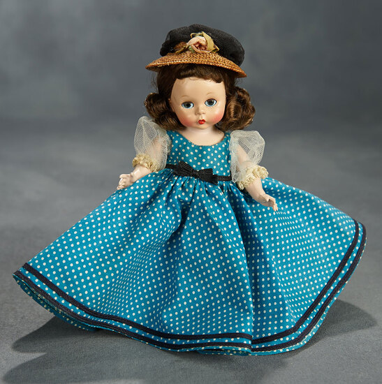 "Wendy-Kins as ""Little Edwardian"", 1951 300/400"