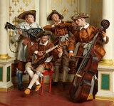 Neapolitan Quartet of Musicians with Instruments 2200/3500