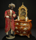 Grand Neapolitan as Persian Prince in Royal Robes 2800/3800