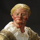 Neapolitan Village Lady with Unusual Blonde Hair 900/1200