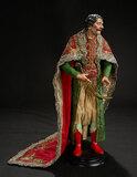 Neapolitan Ottoman Prince with Royal Costume and Scabbard 2500/3200