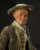 Neapolitan Gentleman with Fine City Costume 1200/1600