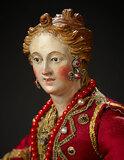 Neapolitan Princess with Splendid Original Costume 2200/2800
