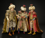 Neapolitan Bearded King with Royal Robes 2200/2800