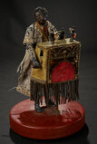 German Organ Grinder with Musical Mechanical Movements 2200/2700