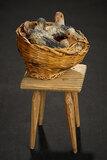 Neapolitan Basket of Ducks and Geese 400/500
