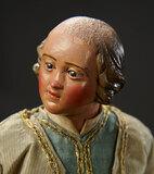 Petite Neapolitan Man in Original Homespun Costume 800/1000