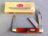 Case XX USA Large Stockman pocket knife is 4-1/4