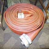 LDH fire hose, approx. 4