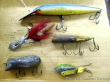Rapala CD18 Sinking Magnum fishing lure is 8-3/4