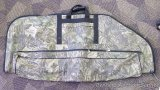 Real Tree Camouflage padded compound bow case. Approx. 45